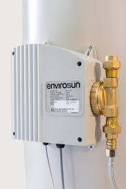 Envirosun solar hot water system pumps
