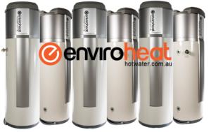 Enviroheat heat pump Australia