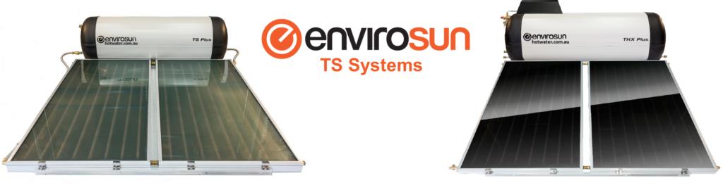 Solar hot water systems Hervey Bay Envirosun solar