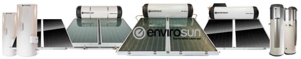 Hervey Bay solar water heaters, Envirosun replace Solahart and rheem