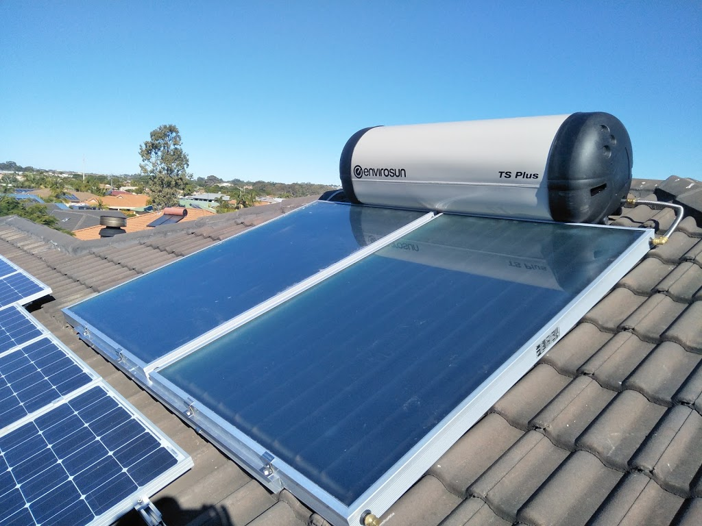 Hot water systems Maryborough, Solar water heaters at best prices