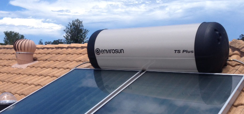 Solahart Hervey Bay replacement and new installations by Envirosun